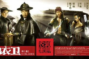 Jin yi wei / 14 Blades (2010) : Movie Explained In Short