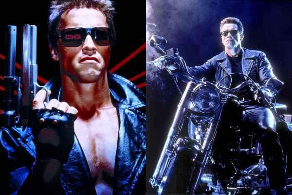 Terminator 1 Terminator 2 Best Time Travel Movies