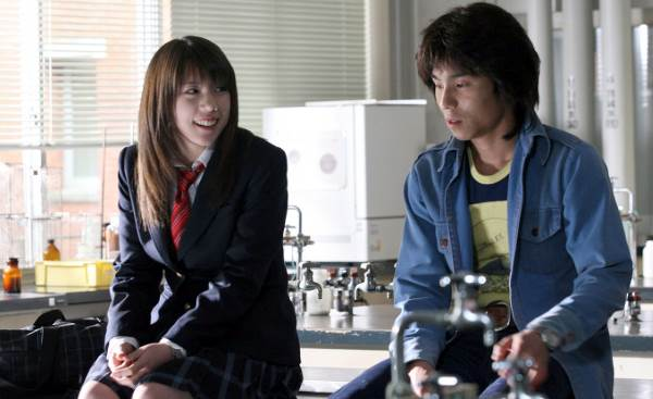 Time Traveller The Girl Who Leapt Through Time Live Action