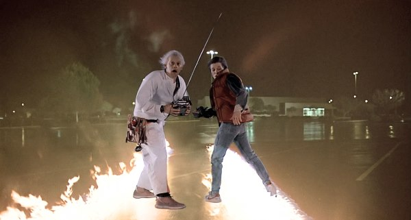 back to the future - best time travel movies
