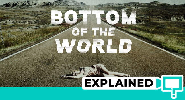 bottom of the word explained