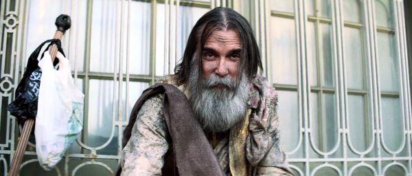 old man braid