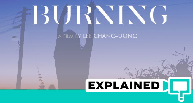 burning movie explained