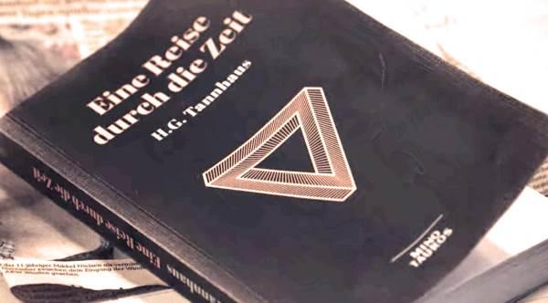 a journey through time book dark bootstrap paradox