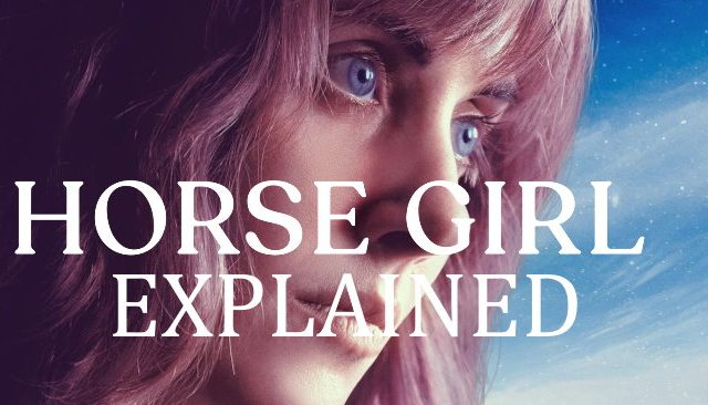 horse girl ending explained