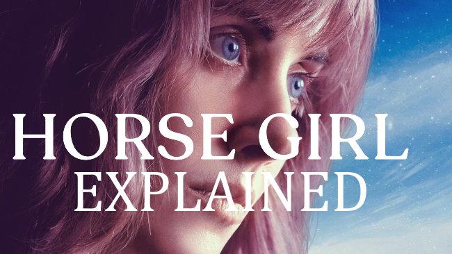 horse girl ending explained