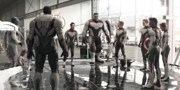 Avengers Endgame Time Travel Mechanics
