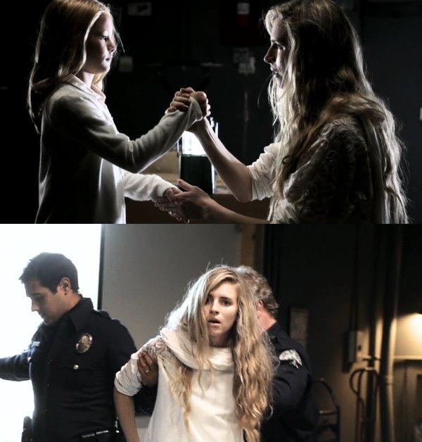 Abigail is Maggie's mother Ending Scene
