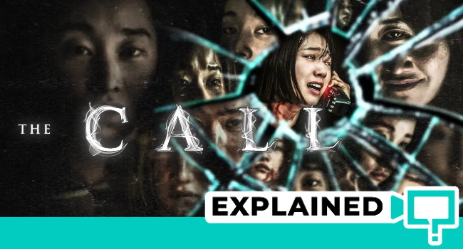 Korean movie the call explained