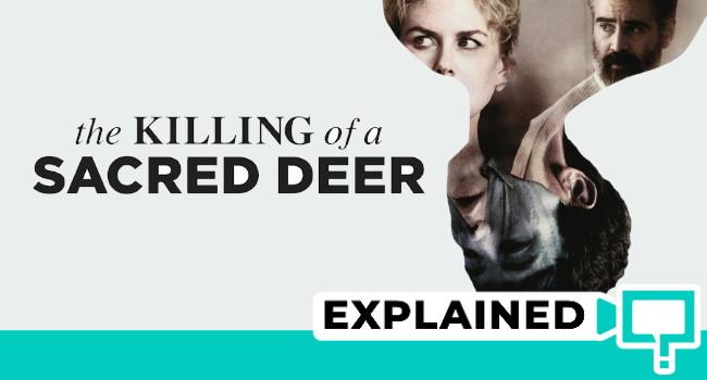 killing of a sacred deer ending explained
