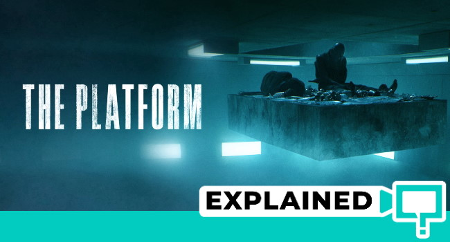 the platform movie ending explained