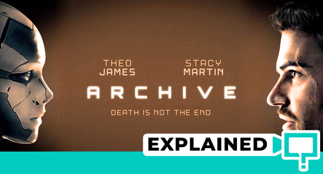 Archive ending explained