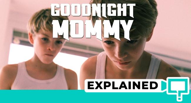 goodnight mommy explained 2014 Movie