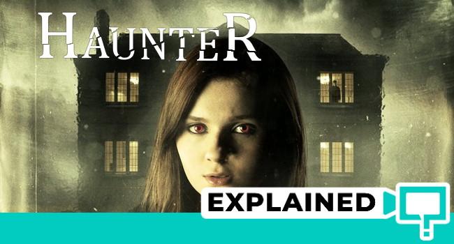 haunter explained movie ending