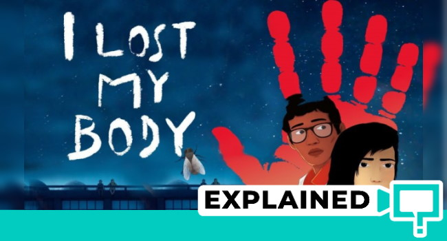 i lost my body explained