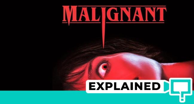 malignant movie explained ending