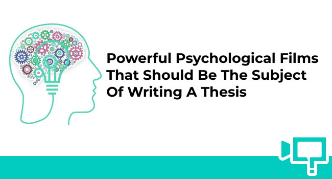 psychological film writing thesis subjects