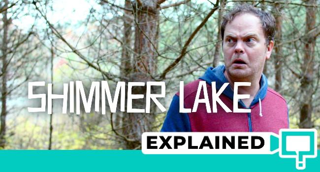 shimmer lake explained in chronological order