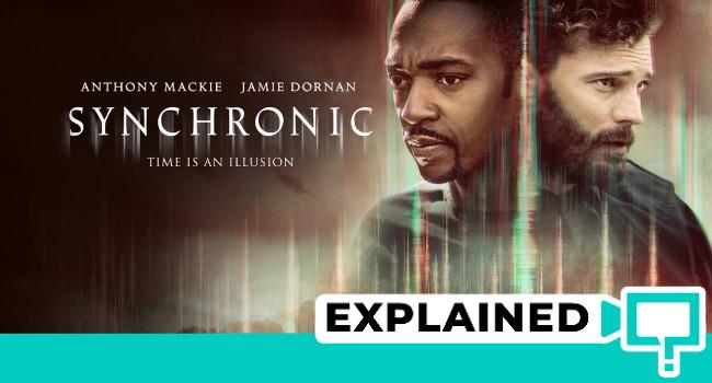 synchronic movie explained