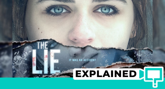 the lie ending explained