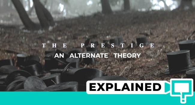 The Prestige alternate theory the machine didn't work