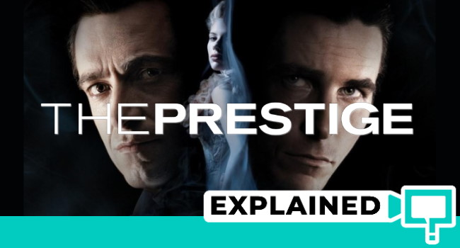 The Prestige explained ending