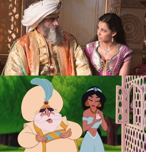 aladdin jasmine wants to be sultan