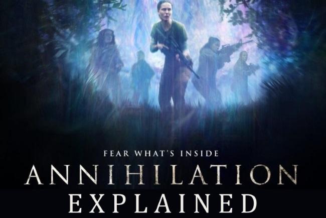 Annihilation Explained