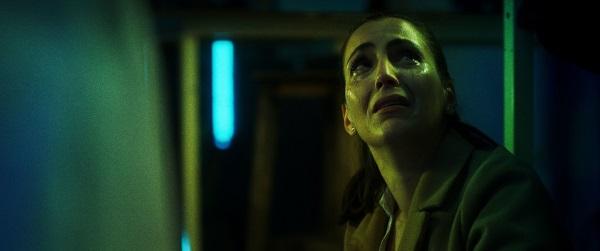 Ana light crying