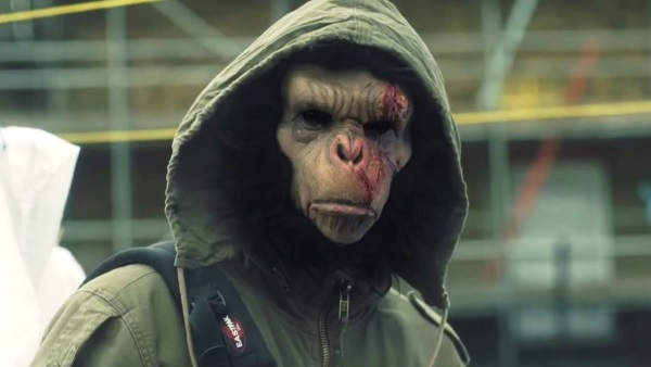 Anti Matter Ape