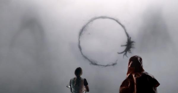 arrival movie alien
