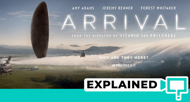 arrival movie explained