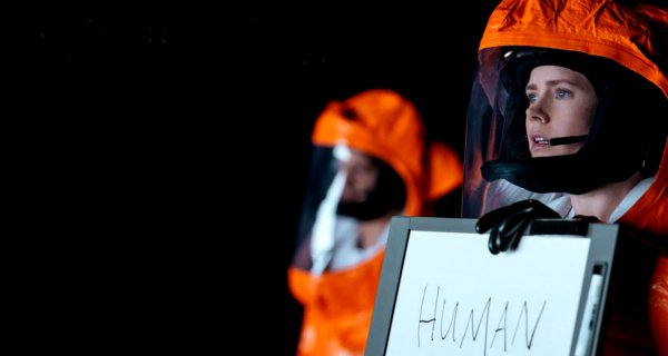 arrival movie human