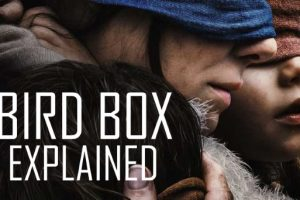 Bird Box Explained (Movie Plot Ending Explained)