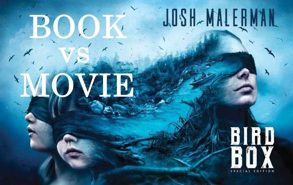 Bird box book vs movie