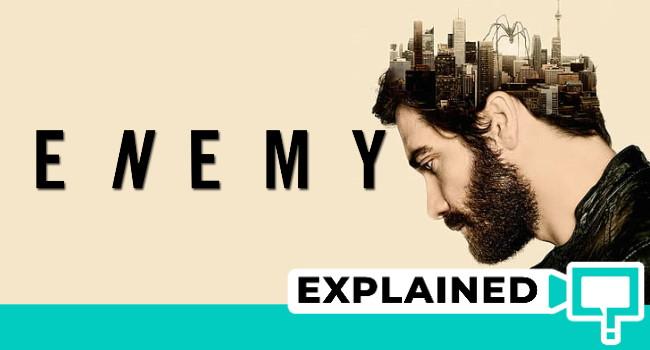 enemy movie explained