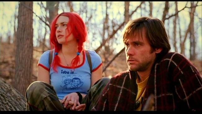 Orange Eternal Sunshine of the Spotless Mind