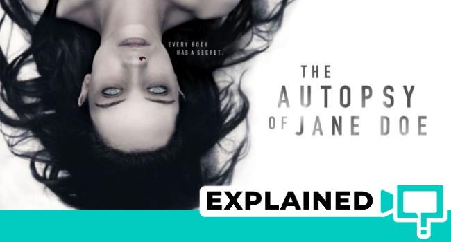 Autopsy of jane doe explained