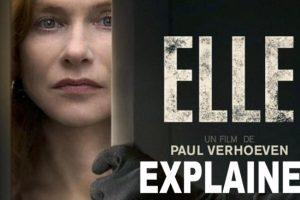 Elle (2016) : Movie Plot Ending Explained