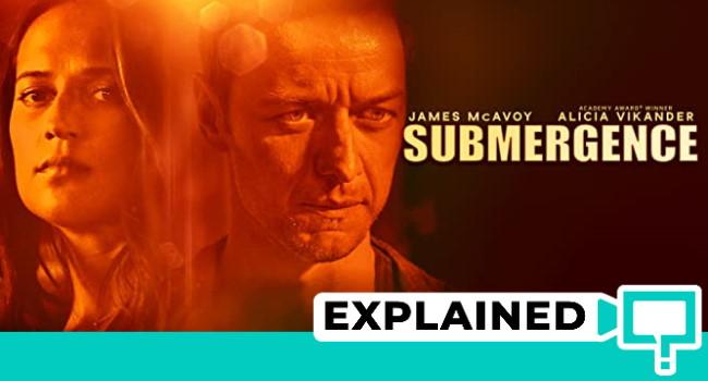 Submergence explained
