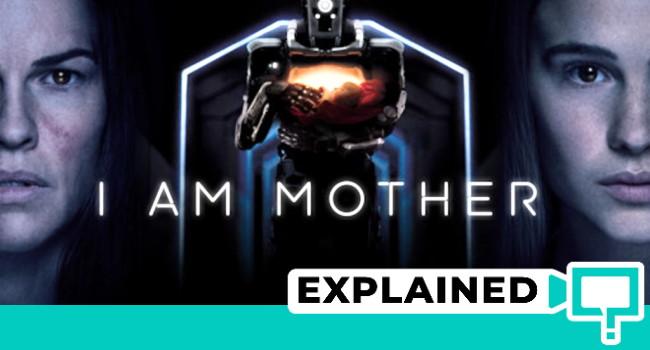 i am mother ending