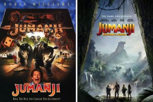 How Are The Jumanji Movies Connected?