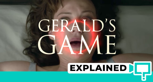 Gerald's Game explained ending