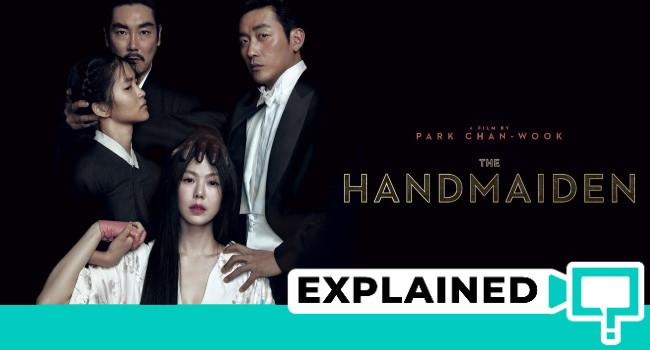Handmaiden movie ending explained