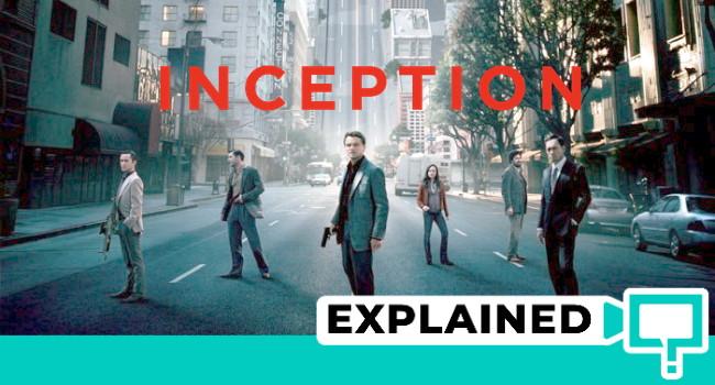 Inception ending explained