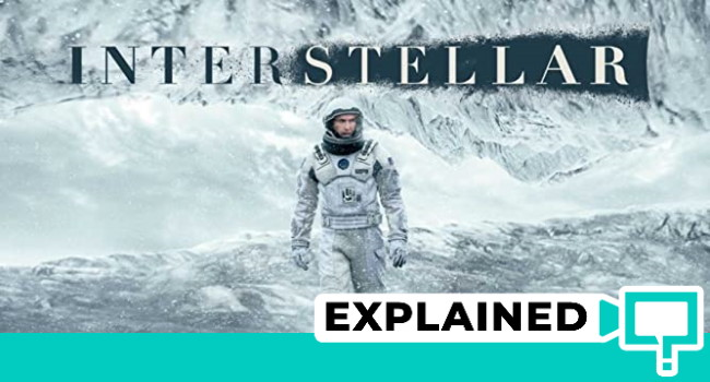 Interstellar Plot And Ending Explained Plot Holes Too This Is Barry