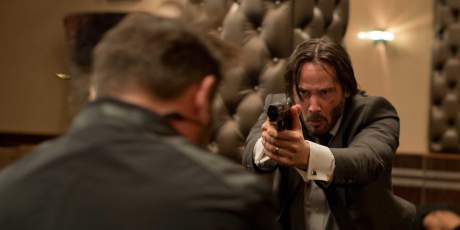 john wick is keanu reeves