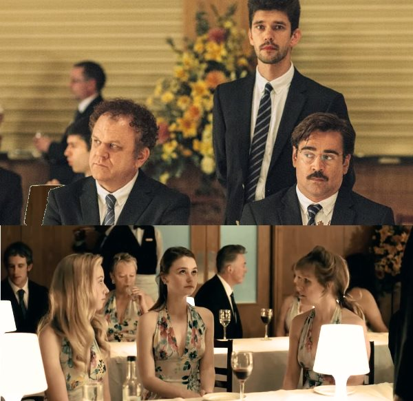 The Lobster Characters