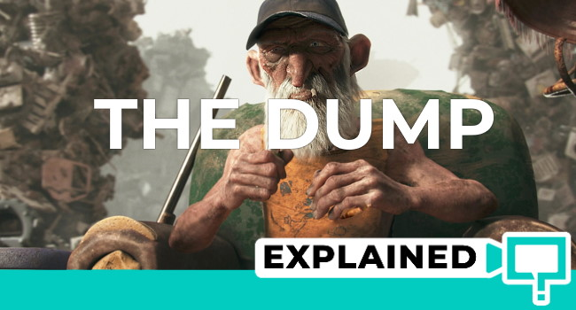 The Dump Love Death Robots Explained
