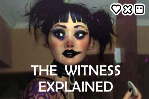 The Witness: Ending Explained (Love, Death And Robots)